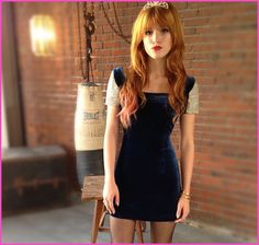 Bella Thorne Dresses Up As A Princess For A Photo Shoot At The Dream Factory LA