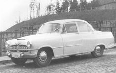 1954 skoda-Sodomka Fiat 500, Soviet Union, Old Cars, Tractor, Cars And Motorcycles, Vintage Cars, Dream Cars, Volkswagen, Classic Cars