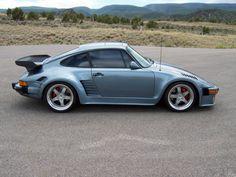 Porsche 911 Slant Nose...so sick!