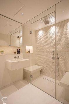 Bathroom decor, Bathroom decoration, Bathroom DIY and Crafts, Bathroom Interior design Bathroom Design Luxury, Bathroom Layout, Simple Bathroom, Modern Bathroom Design, Tile Layout, Minimal Bathroom, Cool Bathroom Ideas, Bath Design, Bathroom Design Inspiration