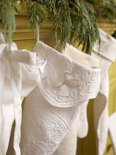 Ticking and Toile: ~simple & sweet christmas~