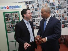 International Economic Stimulus: Massachusetts Governor explores digital health collaborations at Dublin summit