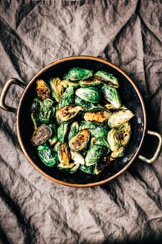 These hoisin-glazed brussels sprouts are a wonderful side dish to serve with rice, pork chops, tofu or simply eaten on their own. The hoisin sauce is addictive and will jazz up just about any dish. I was inspired by a hoisin sauce featured in the most recent Bon Appetit Magazine and made a few adjustments …