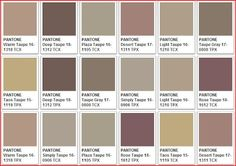 taupe colour - Google Search
