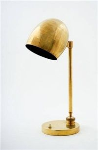 table lamp by christian dell