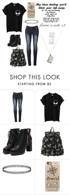 """""""Lyrics make good inspiration maybe :)"""" by random-pandas-are-awesome ❤ liked on Polyvore featuring Casetify, Plane, Sidney Garber, women's clothing, women's fashion, women, female, woman, misses and juniors"""