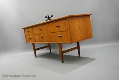MID Century Modern Sideboard Drawers Lowline Teak Retro Vintage Parker Danish ERa Jelliffe in Narre Warren, 360 MODERN FURNITURE VIC | eBay
