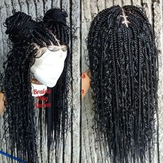 43 Cool Blonde Box Braids Hairstyles to Try - Hairstyles Trends Box Braid Wig, Short Box Braids, Blonde Box Braids, Black Girl Braids, Braids Wig, Braids For Black Hair, Cornrows, Wig Styles, Curly Hair Styles