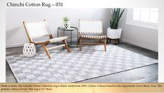 Ivory x Chindi Cotton Rug , Successful Marketing Campaigns, 4x6 Rugs, Loose Ends, Large Rugs, Mind Blown, Primary Colors, Modern Decor, Upcycle, Kids Rugs