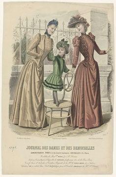 Journal des Dames et des Demoiselles, 1889