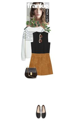 """Vacation In Style"" by dancingwithyou ❤ liked on Polyvore featuring MANGO, Monki, Illesteva, Zara, Chloé and Packandgo"