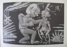 "WW2 Anti German Japan Booklet ""Axis in Agony"" Boris Artzybasheff 1944 | eBay"