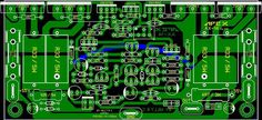 Sharing PCB Power Amplifier, Tone Control Speaker Protector, etc. You can see all about PCB Design of all around the world here: Valve Amplifier, Audio Amplifier, Circuit Board Design, Electronic Circuit Projects, Speaker Box Design, Solar Power System, Circuit Diagram, Layout Design, Theater