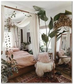 Bohemian Home Decor Chic Boho Bedroom Decor Ideas that Will Get you Excited about Decorating Bohemian Bedroom Decor, Cozy Bedroom, Bedroom Inspo, Master Bedroom, Bedroom Ideas, Master Suite, Bedroom Inspiration, Ikea Bedroom, Bedroom Furniture