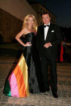 Princess Camilla of Bourbon-Two Sicilies  June 2008