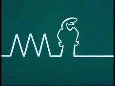 Il Carosello || Prodotto/Marchio: Lagostina || Animazione: La Linea || Numero: 004 || Artista: Osvaldo Cavandoli
