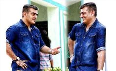 Title and first look of Ajith 55 on Vinayagar Chathurthi?