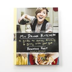 My Drunk Kitchen - book