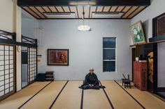 Harmonijna aranżacja wnętrza według japońskiej sztuki