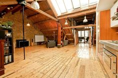 15 abandoned warehouses that were transformed into totally habitable homes