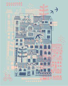 Rosie Harbottle I love little houses