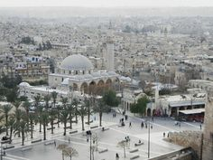 Alepo, Síria – desde 5000 a.C.