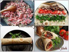 tantuni nasıl yapılır Tacos, Mexican, Ethnic Recipes, Food, Essen, Meals, Yemek, Mexicans, Eten