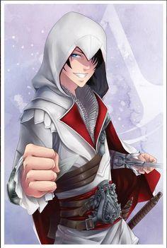 Armin en Ezio Amour Sucre Japan Expo by elodieland.deviantart.com on @deviantART