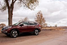 Sometimes you have to invent your own rest stops. Give your Honda CR-V a break in the shade; it's a great time to get out and explore.
