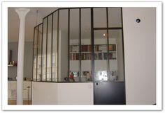Entrée de cuisine type atelier / verrière d'intérieur (15 messages) - ForumConstruire.com