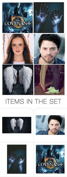 """""""The Covenant: Jamie Lockhart and Parker Ramsey Aesthetic"""" by c-a-marie2000 ❤ liked on Polyvore featuring art and TheCovenant"""