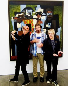 Hamming it up in Philly, a great way to launch your fun Friday! Photo courtesy of Nick Rhodes