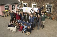 Repower Balcombe - energy initiative in West Sussex village to become self-sufficient.  Since beating the dirty energy companies is a no-hope situation, the only way to win is to deprive them of revenue!  Three cheer for Balcombe!