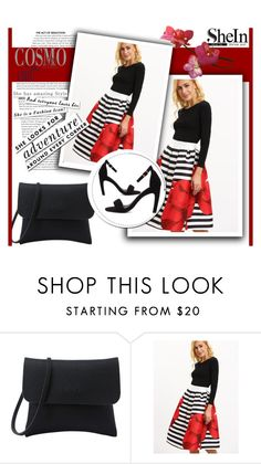 """SheIn 1"" by melisa-hasic ❤ liked on Polyvore featuring Kate Spade"