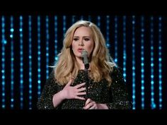 Adele - Skyfall (Live At Oscar Academy Awards 2013) / AdeleVEVO - YouTube