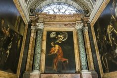 Caravaggio's Rome: An Itinerary in the Footsteps of a Visionary Artist
