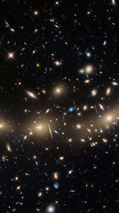 About Those 2 Trillion New Galaxies . . . The galaxy cluster MACSJ0416.1–2403