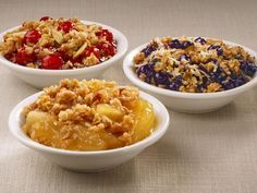 Yum! Check out the Create Your Own Fruit Crisp from Lucky Leaf. I'm going to try it, and you should too!