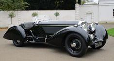 Bentley 4 1/4 Count Trossi Style Roadster