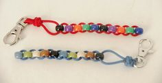 Fidget  Sensory Fidget  Cord and Beads by CreationsFromKristi