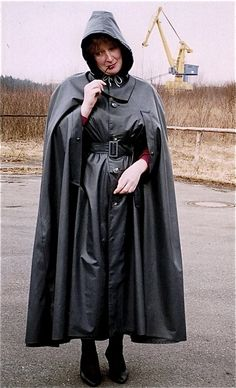 Raincoats For Women WomenS Jackets Rubber Raincoats, Raincoats For Women, Jackets For Women, Black Raincoat, Dog Raincoat, Hooded Raincoat, Black Rain Jacket, Rain Jacket Women, Ponchos