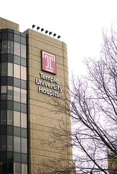 Temple University Hospital by templenews, via Flickr