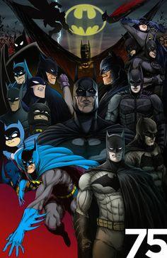 Batman75 by tataselo