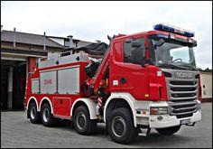 321[R]49 - SCRd Scania G480 EHZ/ISS Wawrzaszek - JRG 1 Rzeszów