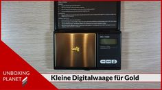 Unboxing Video über eine kleine Digitalwaage für Gold #unboxingvideo #digitalwaage #fürgold