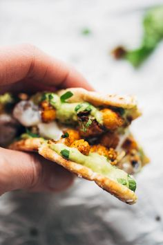 Roasted Veggie Pita with Avocado Dip #roasted #veggies #pita #avocado