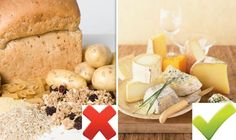POTATOES and cereals increase the risk of heart disease while high fat dairy products cut the risk, according to a new study which rejects accepted wisdom on a healthy diet.