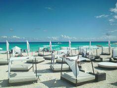 Pure relaxation on the beach. #BlueSunshineEventsandTravel http://bluesunshinetravel.com/ (888) 360-8534