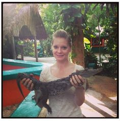 Thanks to Amy for visiting #CrocoCunZoo