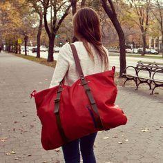 Weekender Bag by Spencer Devine | MONOQI #bestofdesign